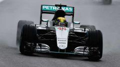 F1 2016 GP Brasile, Lewis Hamilton