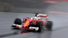 F1 2016 GP Brasile, Sebastian Vettel