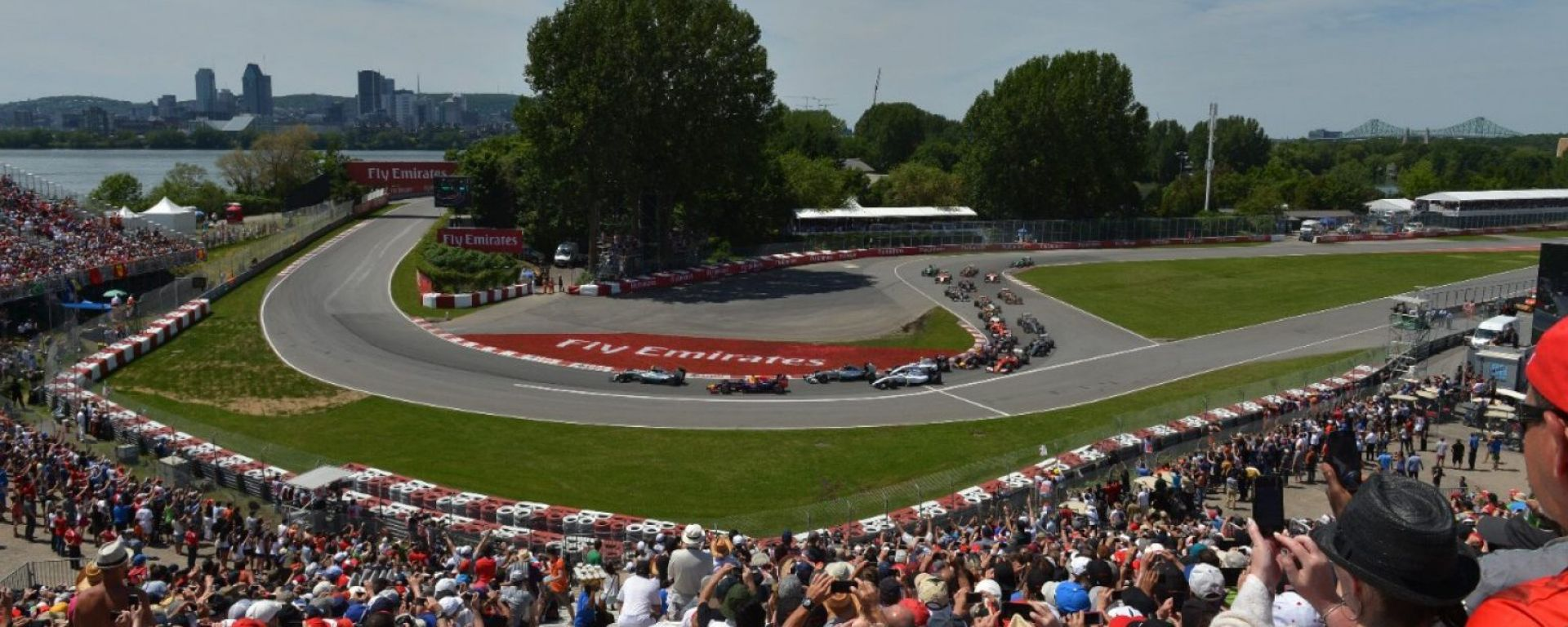F1 GP Canada - Orari TV e TimeTable