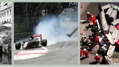 2004 Crash Fernando Alonso