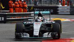 F1 2016 Gp Monaco: Mercedes alla ribalta - Immagine: 2