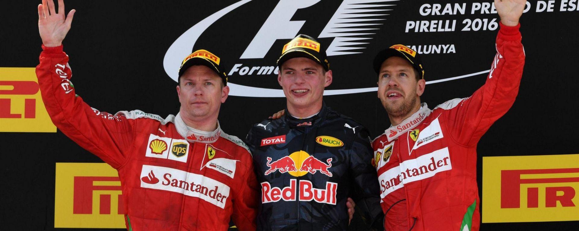 F1 2016 GP Spagna: le pagelle