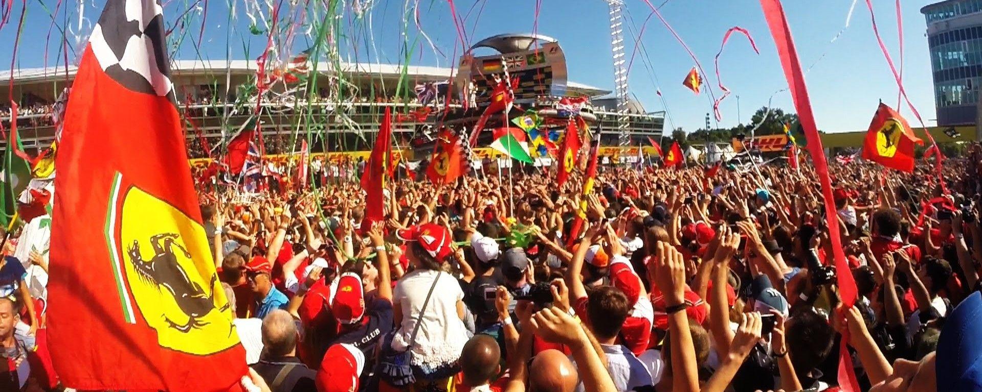 F1: il GP d'Italia…dà i numeri!