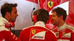 """Vergne e l'opinione di Vettel sui """"tosaerba"""" della Formula E"""