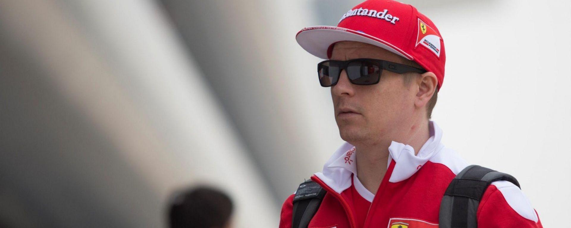 F1 2016, GP Cina: Raikkonen davanti a tutti nelle libere