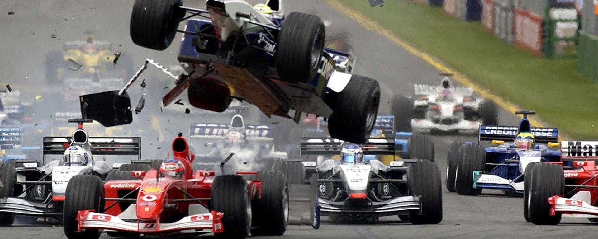 F1 2016: qualifiche show