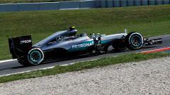 F1 2016 GP Spagna: Rosberg ancora primo ma la Ferrari è competitiva  - Immagine: 1