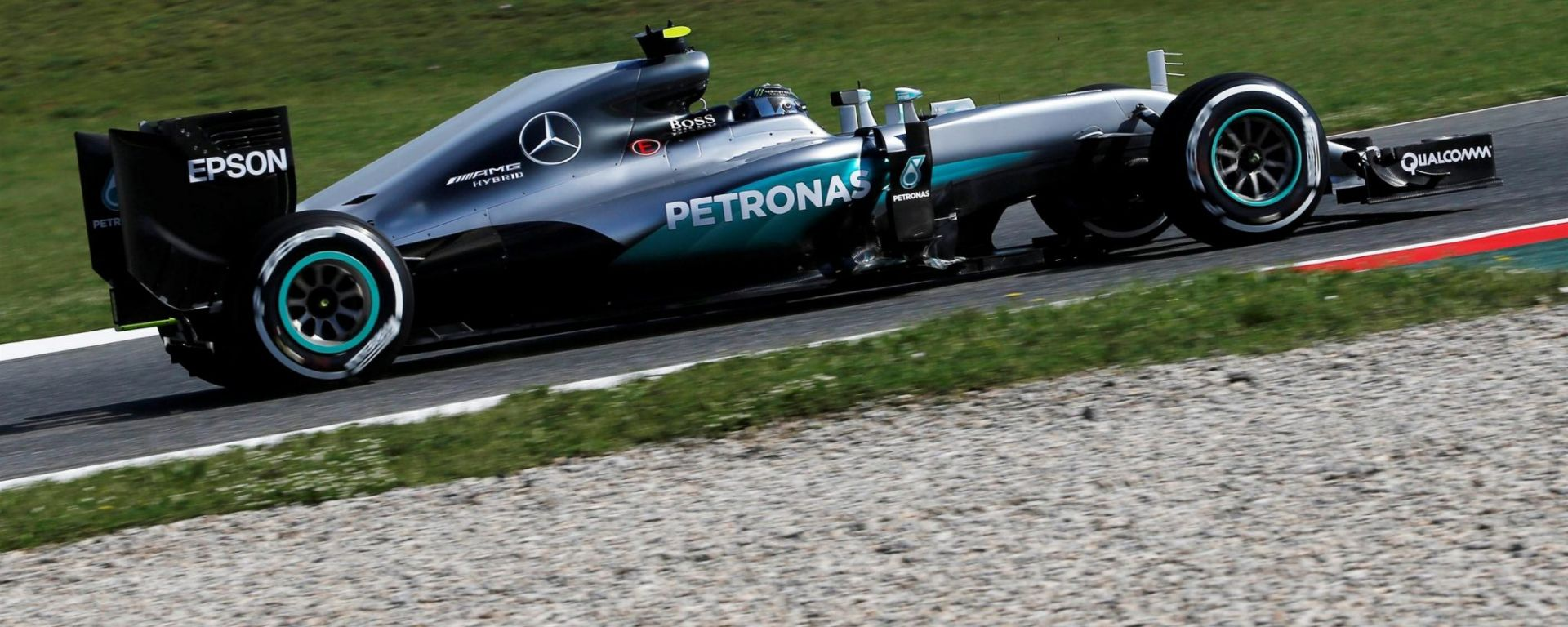 F1 2016 GP Spagna: Rosberg ancora primo ma la Ferrari è competitiva