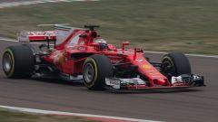 F1 2017, Ferrari SF70-H, Circuito di Fiorano - Stefano Arcari e Andrea Lorenzina per Aesse Photo