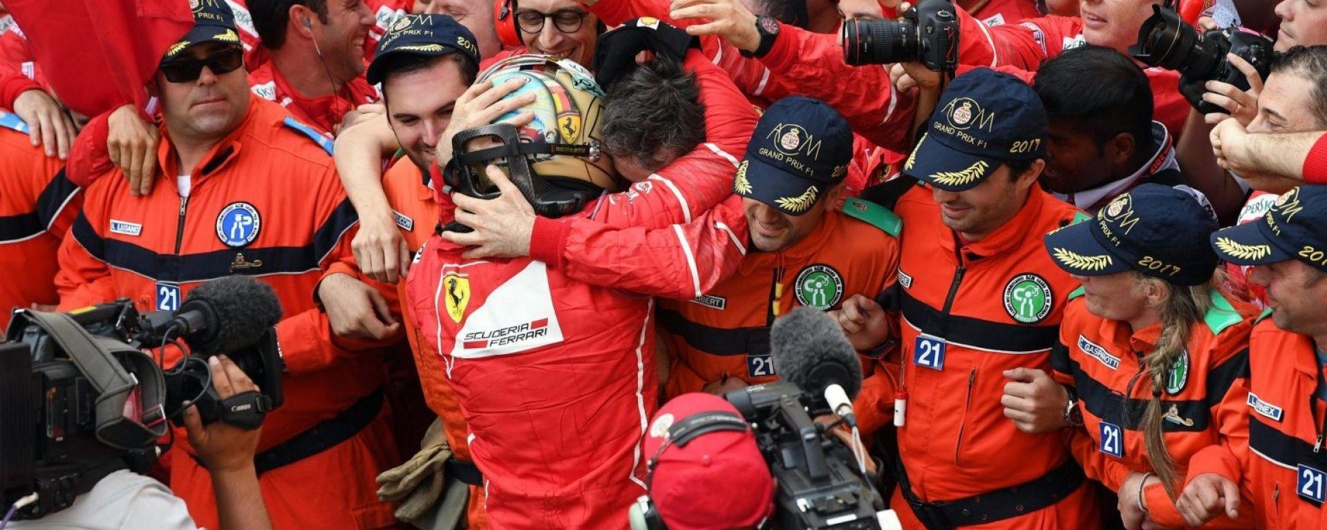 F1 2017, Ferrari