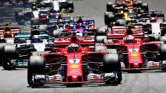 F1 2017: gli highlight della stagione 2017 in video - Immagine: 1