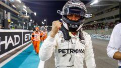 F1 2017 GP Abu Dhabi, Bottas centra l'ultima pole stagionale