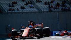 F1 2017 GP Abu Dhabi, Fernando Alonso
