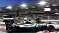 F1 2017 GP Abu Dhabi, Lewis Hamilton