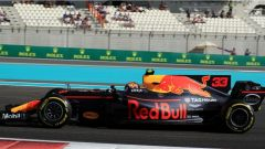 F1 2017 GP Abu Dhabi, Max Verstappen
