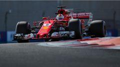 F1 2017 GP Abu Dhabi, Sebastian Vettel