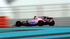F1 2017 GP Abu Dhabi, Sergio Perez