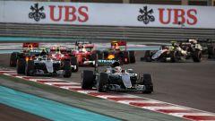 F1 2017 | GP Abu Dhabi: gli orari tv dell'ultimo GP del 2017