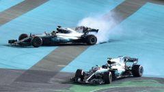 F1 2017 | GP Abu Dhabi: Bottas firma il suo terzo successo davanti a Hamilton e alle Ferrari