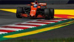 F1 2017 GP Austria, Fernando Alonso