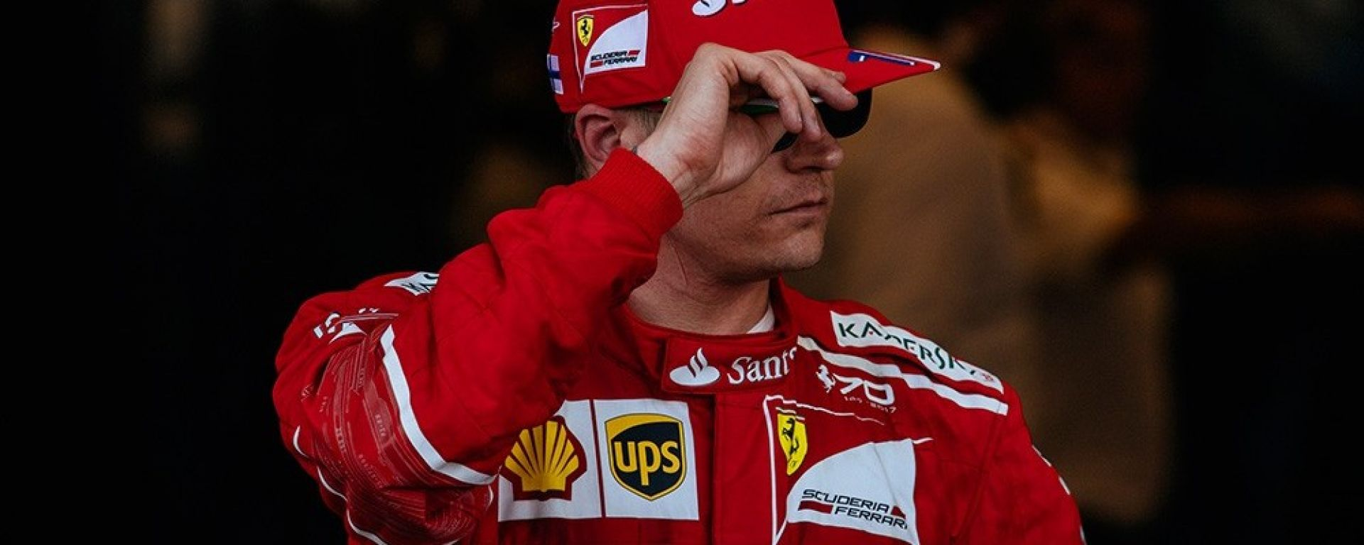 F1 2017 GP Austria, Kimi Raikkonen