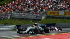 F1 2017 GP Austria, Lewis Hamilton