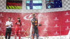 F1 2017 GP Austria, podio