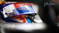 F1 2017 GP Austria, Romain Grosjean