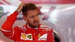 """F1 2017, GP Austria, Sebastian Vettel: """"Sono deluso, volevo vincere"""""""