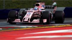 F1 2017 GP Austria, Sergio Perez
