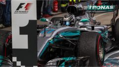 F1 2017 GP Austria, Valtteri Bottas al parco chiuso