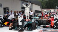 F1 2017 GP Austria, Valtteri Bottas vince sul Red Bull Ring