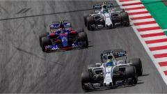 F1 2017 GP Austria, Williams e Toro Rosso