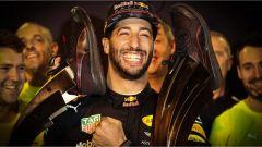 F1 2017 GP Azerbaijan, Daniel Ricciardo vince a Baku
