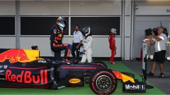F1 2017 GP Azerbaijan, Daniel Ricciardo