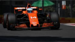 F1 2017 GP Azerbaijan, Fernando Alonso