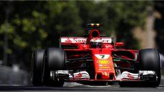 F1 2017 GP Azerbaijan, Kimi Raikkonen