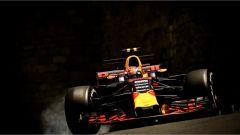 F1 2017 GP Azerbaijan, Max Verstappen