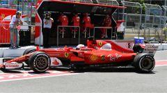 F1 2017 GP Azerbaijan, Sebastian Vettel