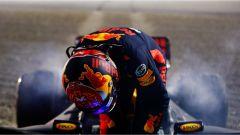 F1 2017 GP Bahrain, il ritiro di Max Verstappen