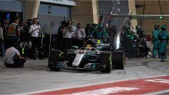 F1 2017 GP Bahrain, Lewis Hamilton