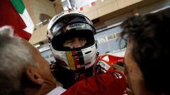 F1 2017 GP Bahrain, Sebastian Vettel