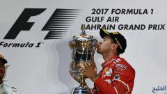 F1 2017 GP Bahrain