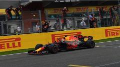 F1 2017 GP Belgio, Daniel Ricciardo