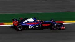 F1 2017 GP Belgio, Daniil Kvyat