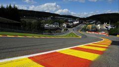 F1 2017 GP Belgio, Eau Rouge-Radillon