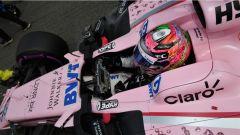 F1 2017 GP Belgio, Esteban Ocon