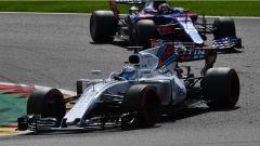 F1 2017 GP Belgio, Felipe Massa e Carlos Sainz Jr
