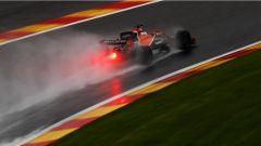F1 2017 GP Belgio, Fernando Alonso