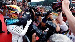 F1 2017 GP Belgio, Hamilton firma la 58esima vittoria con la Mercedes